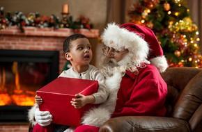 Nên nói dối hay 'phanh phui' sự thật về ông già Noel? Đây sẽ là lựa chọn khôn ngoan nhất