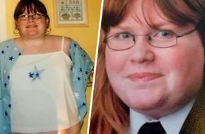 Lục lại ảnh cũ thời trung học, người phụ nữ vô cùng suy sụp và quyết định giảm một nửa cân nặng, làm lại cuộc đời
