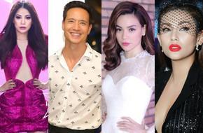 Có hay không chuyện Trương Ngọc Ánh, Kim Lý, Hồ Ngọc Hà tham gia The Face 2018?