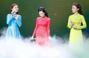 Choáng ngợp với tiết mục tam ca lần đầu tiên của Hòa Minzy, Giang Hồng Ngọc, Tiêu Châu Như Quỳnh