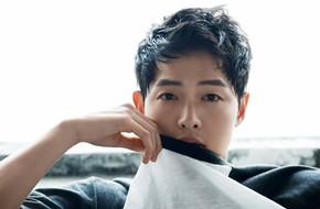 Bận rộn chuyện cưới xin nhưng Song Joong Ki vẫn lọt top