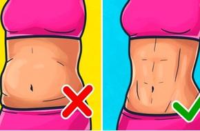 Phương pháp kết hợp này sẽ giúp bạn giảm béo bụng nhanh đến bất ngờ