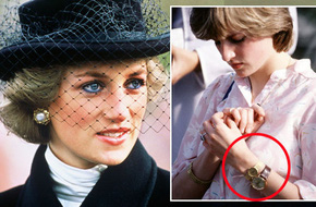 Là fashionista nhưng Công nương Diana từng đeo 1 tay 2 chiếc đồng hồ, hóa ra lý do lại ngọt ngào đến thế