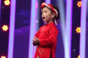 """Chi Pu – Trấn Thành """"ngất xỉu"""" vì xem cô bé 4 tuổi xinh xắn này làm MC"""