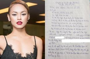 Mai Ngô quyết định tiết lộ lý do dừng thi và những góc khuất của Hoa hậu Hoàn vũ 2017