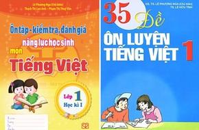 Mẹ Đỗ Nhật Nam gợi ý sách tham khảo giúp con học tốt môn tiếng Việt bậc Tiểu học
