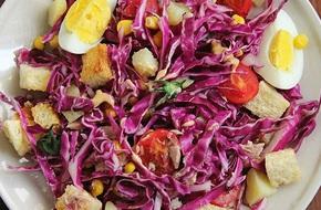 Salad bắp cải tím món ăn 'thần thánh' cho cô nàng muốn giảm cân