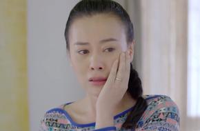 Phương Oanh (Mai) vỡ òa vì bị chồng đánh, mẹ chồng còn tỏ ra hả hê