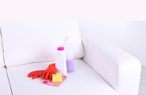 Tết rồi, bỏ 5 phút làm sạch ghế sofa để khách nào đến cũng tấm tắc khen thơm