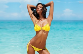 Nhờ bí quyết giữ dáng này mà Lais Ribeiro đã trở thành thiên thần được cưng chiều hàng đầu Victoria's Secret