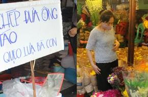 Tết ông Công, ông Táo ở Sài Gòn: Người dân chê cá chép to và giá đắt
