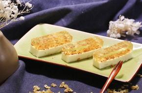 Vừa ngon lại đẹp lạ món thạch sữa dừa hoa mộc