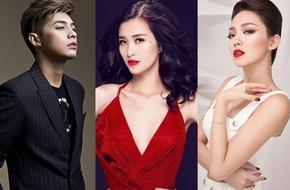 Noo Phước Thịnh, Đông Nhi, Tóc Tiên có gì để được làm giám khảo The Voice 2017?