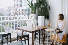7 quán cafe có ban công cực hay ho để ngồi lì cả buổi không biết chán ở Sài Gòn