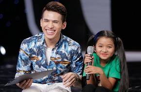 Quốc Thiên gây bất ngờ khi dạy cho thí sinh Idol Kids