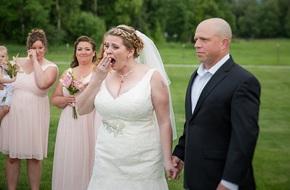 Không ai dám ngờ món quà chú rể tặng cô dâu trong ngày cưới chính là trái tim của con trai