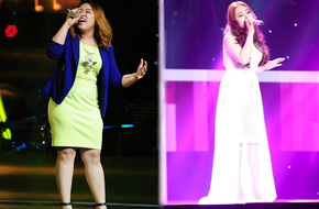 """Đông Nhi choáng ngợp với cô gái giảm liền một lúc 20kg vì thi """"The Voice"""""""