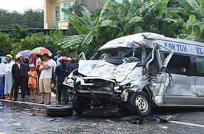 36 người cứu nạn nhân bị HIV vụ tai nạn xe khách ở KonTum đều có kết quả âm tính