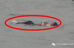 Bi hài người phụ nữ nhảy xuống sông tự tử nhưng không thành vì lý do bất ngờ