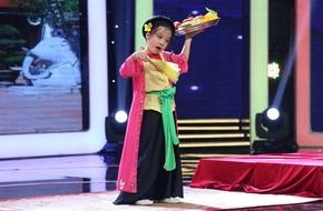 Ca nương nhỏ tuổi nhất Việt Nam Tú Thanh bất ngờ xuất hiện ở Biệt tài tí hon