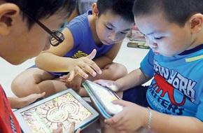 Hè đến rồi, làm gì để trẻ không dán mắt vào các thiết bị điện tử?