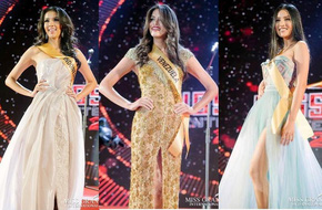Đại diện chủ nhà Việt Nam Huyền My vắng mặt trong Top 10 bình chọn cao nhất Miss Grand International 2017