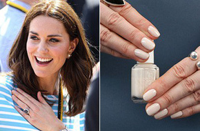 Dùng thử loại sơn móng tay mà Công nương Kate yêu thích, cô nàng này đã phát hiện ra bí mật không ai biết