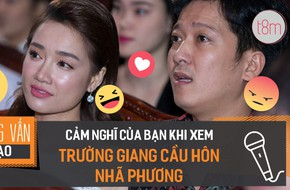 Giữa tâm bão soái ca U23 Việt Nam, chị em đang chia sẻ rần rần clip về một lời cầu hôn hoàn hảo đây này!