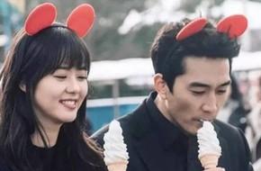 Chuyện tình 2 năm với Lưu Diệc Phi kết thúc vì Song Seung Hun đã yêu bạn diễn 9x?