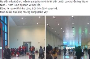Hơn 100 CĐV bức xúc, tố bị công ty du lịch bỏ rơi tại cửa khẩu, không sang được Trung Quốc cổ vũ U23 Việt Nam