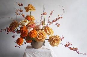 Gợi ý các cách cắm hoa cho ngôi nhà rực rỡ và ấm cúng đón năm mới