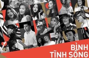 19 ca sĩ, nhóm nhạc đình đám Vpop hòa giọng trong MV ca khúc chủ đề của album