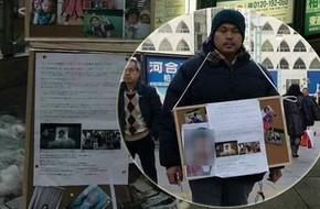 Clip cha bé Nhật Linh đòi công lý cho con khiến cộng đồng mạng Việt quan tâm