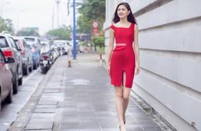 Gu thời trang 'đã mắt' của nàng Á hậu tuổi Tuất - Thanh Tú, người được đồn đoán sẽ tham gia Miss World 2018