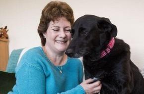 Chuyện cổ tích tuyệt đẹp của người phụ nữ và chó cưng cùng mắc ung thư