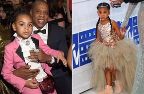 Mới 6 tuổi, con gái Beyoncé đã sở hữu kho đồ hiệu đắt giá khiến nhiều người ghen tị