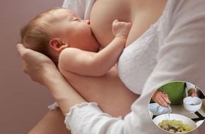 Mẹ kiêng cữ quá đà sau sinh khiến con bị thiếu canxi, suy dinh dưỡng