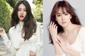 Netizen phẫn nộ khi Song Hye Kyo bị đàn em vượt mặt trong