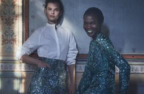 Bạn không nhầm đâu, H&M thực sự đã thiết kế váy cưới từ lưới đánh cá và đồ tái chế!