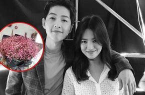 Hé lộ món quà lãng mạn Song Joong Ki dành tặng Song Hye Kyo nhân kỷ niệm 100 ngày kết hôn?