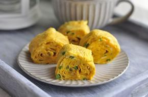 Chỉ cần thêm 1 nguyên liệu này vào bạn đã có ngay món trứng chiên ngon bổ
