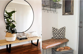 25 ý tưởng trang trí lối ra vào để không gian nhà ở của bạn thêm sống động, ấm áp