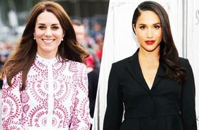12 thương hiệu thời trang từ bình dân cho tới cao cấp luôn trong tình trạng cháy hàng nhờ Meghan Markle và Kate Middleton