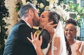 Yêu từ cái nhìn đầu tiên, cưới nhau và hưởng trăng mật ngọt ngào nhưng cặp đôi vẫn quyết định chưa làm 'chuyện ấy'