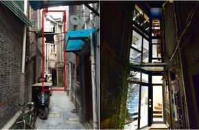 Ngôi nhà 30m² méo mó trong hẻm cụt của gia đình 3 thế hệ trở nên rộng thênh thang sau khi cải tạo