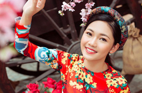 Á Hậu Thanh Tú sẽ là Á hậu Việt Nam tiếp theo trở thành MC của VTV