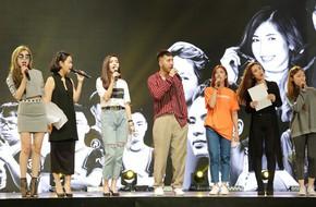 Phạm Quỳnh Anh, Only C, Min, Đức Phúc háo hức tổng duyệt trước giờ G Gala WeChoice Awards