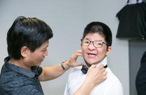 Bố con Quốc Tuấn - bé Bôm và Ngô Thanh Vân lọt top 6 đại sứ truyền cảm hứng năm 2017