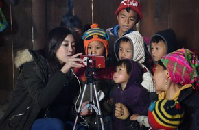 Hoa hậu Mỹ Linh làm MC của VTV, dẫn cực trôi chảy gây ấn tượng với khán giả