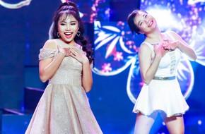 Phương Mỹ Chi diện váy áo điệu đà, khoe vũ đạo điêu luyện trên sân khấu